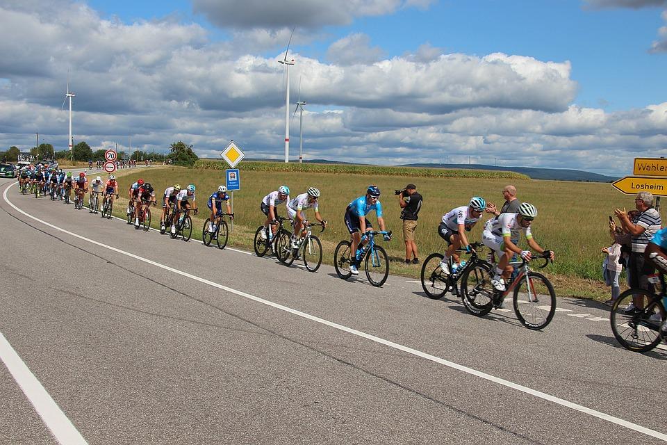 Sport, Cycling, Cycling Races, Race Car Driver