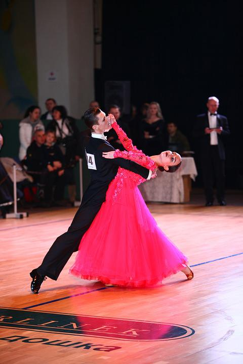 Dance, Sport, Competition, Dancer