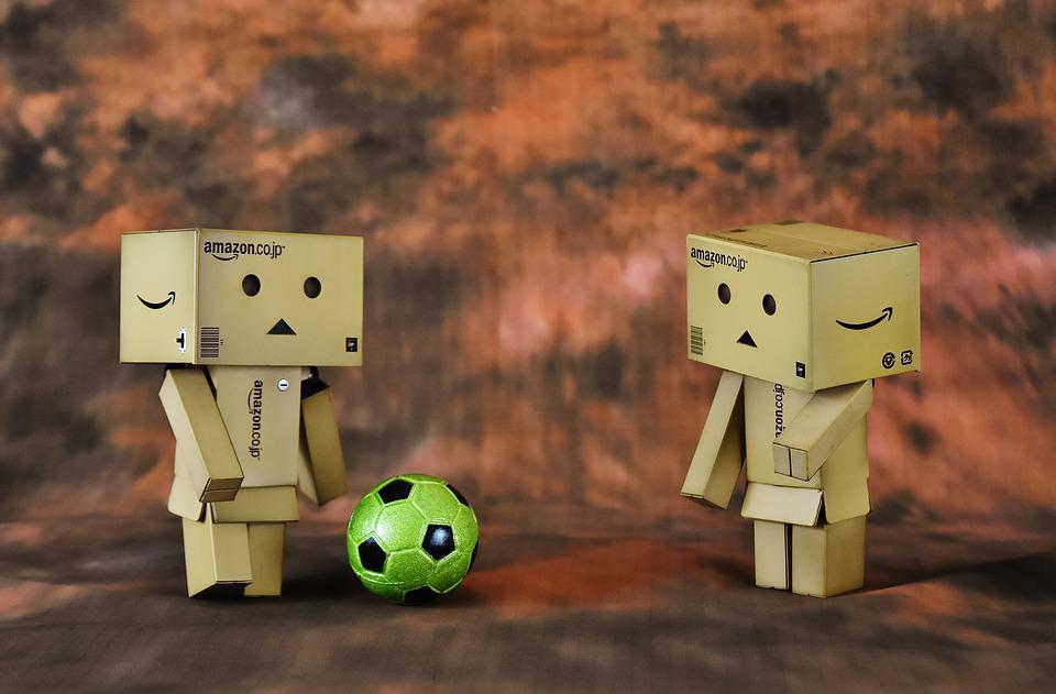 Football, Play, Danbo, Funny, Football Player, Sport