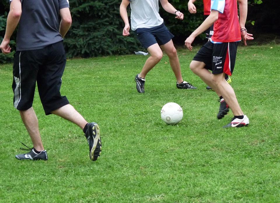Football, Ball, Sport, Footballers, Football Player