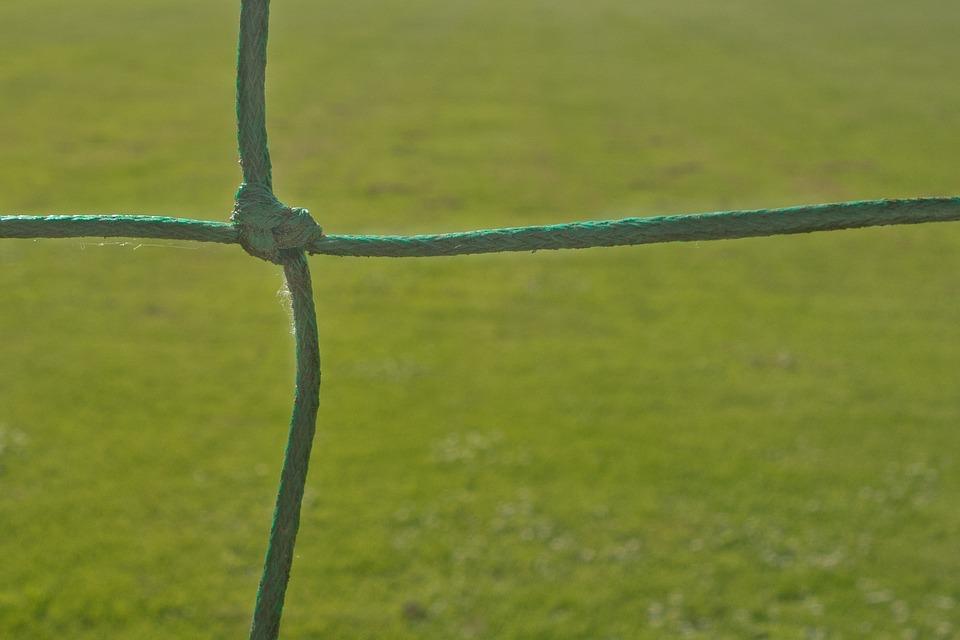 Football, Network, Goal, Sport, Football Goal, Rush