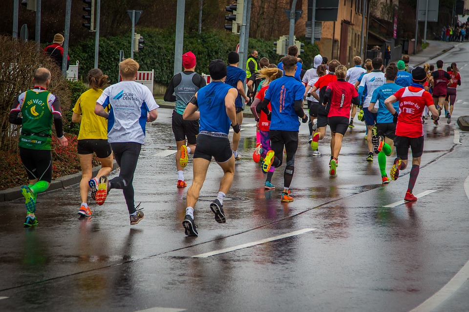 Competition, Running, Sport, Fit, Fitness, Fun Run