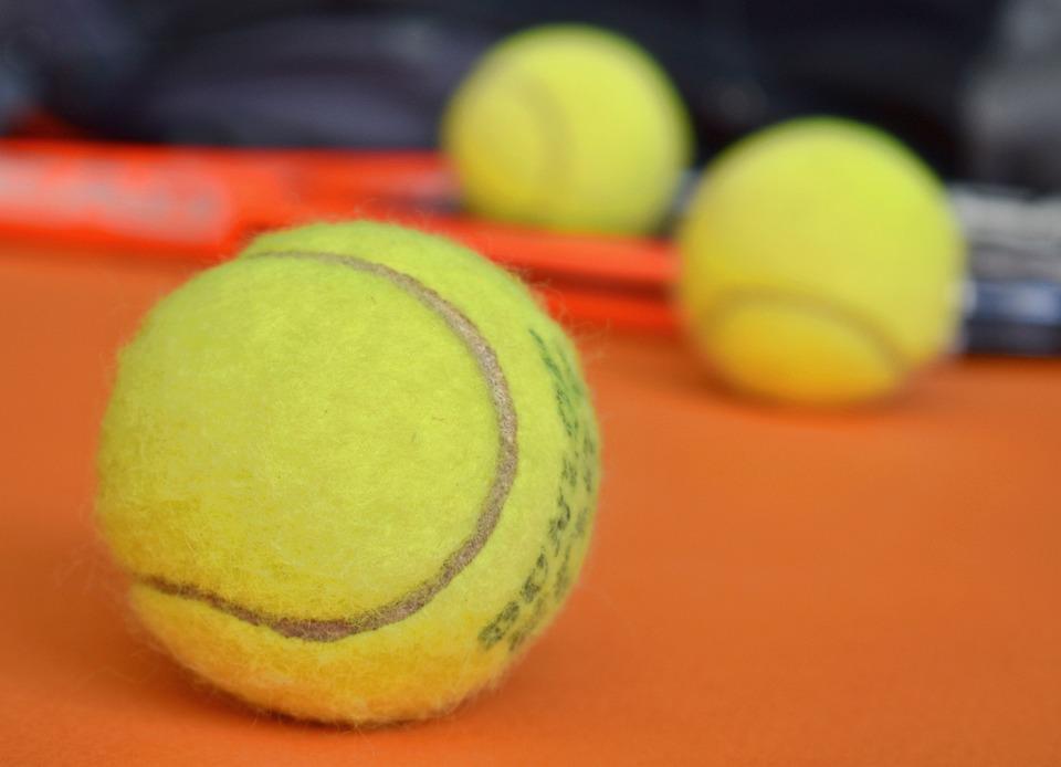 Tennis Ball, Tennis, Sport, Exercise, Equipment, Game