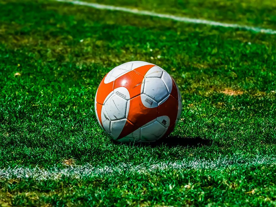 Ball, Football, Sport, Soccer, Game, Field