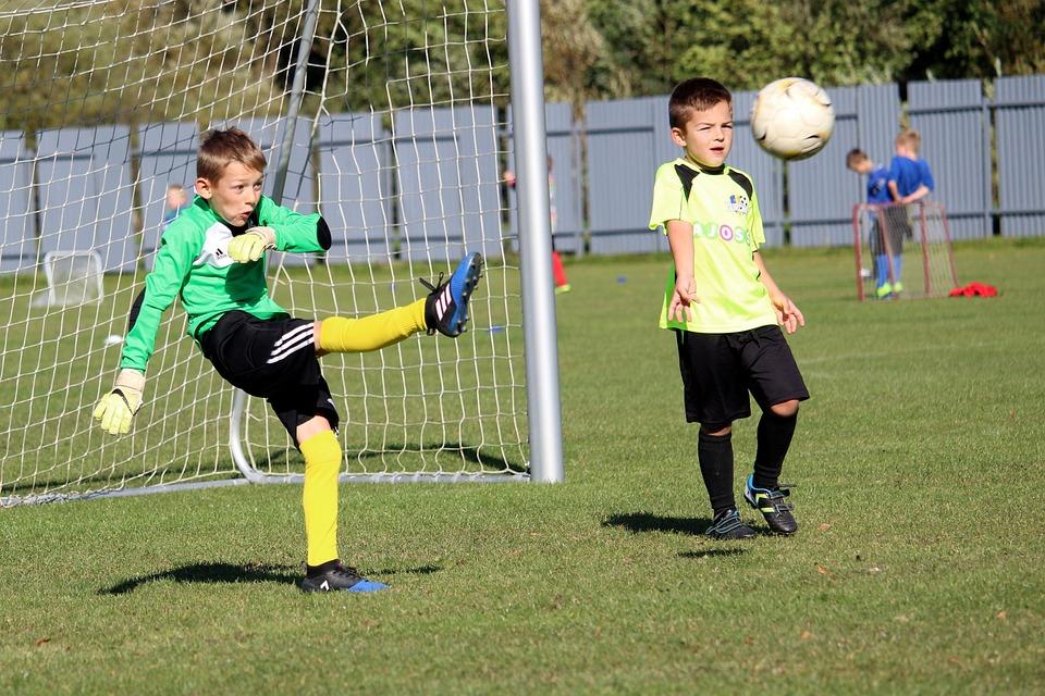 Goalkeeper, Prep, Tournament, Children, Sport
