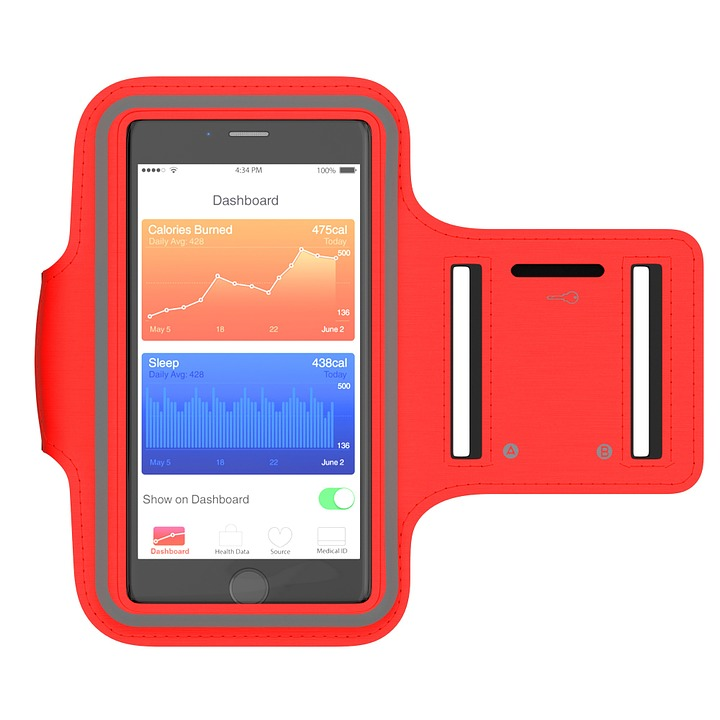 Sports Armband, Smartphone, Sport, Jogging, Run