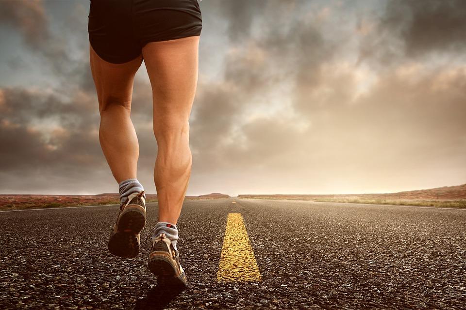 Jogging, Run, Sport, Jog, Sporty, Race