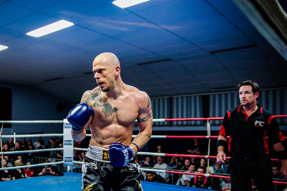 Muay Thai, Fighting, Kickboxing, Boxing, Sport, Fight