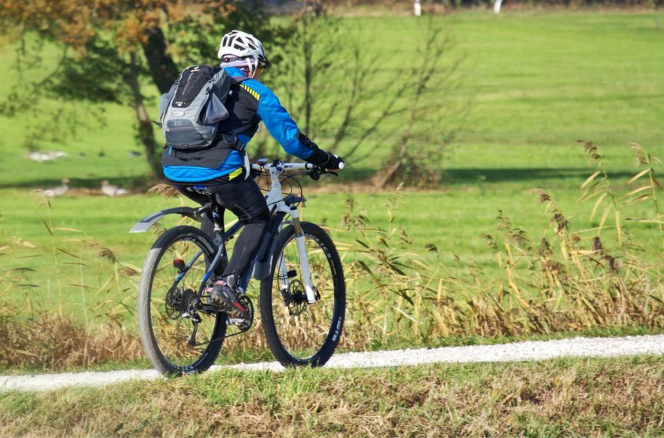 Cyclists, Cycling, Sport, Leisure, Hobby, Nature