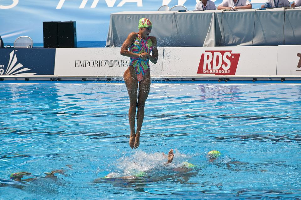 Sport, Swimming, Synchronized, Olympics, Diving
