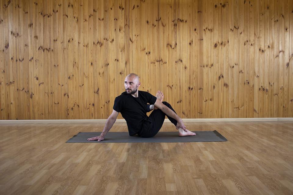 Yoga, Asana, Practice, Sports, People, Sport, Posture