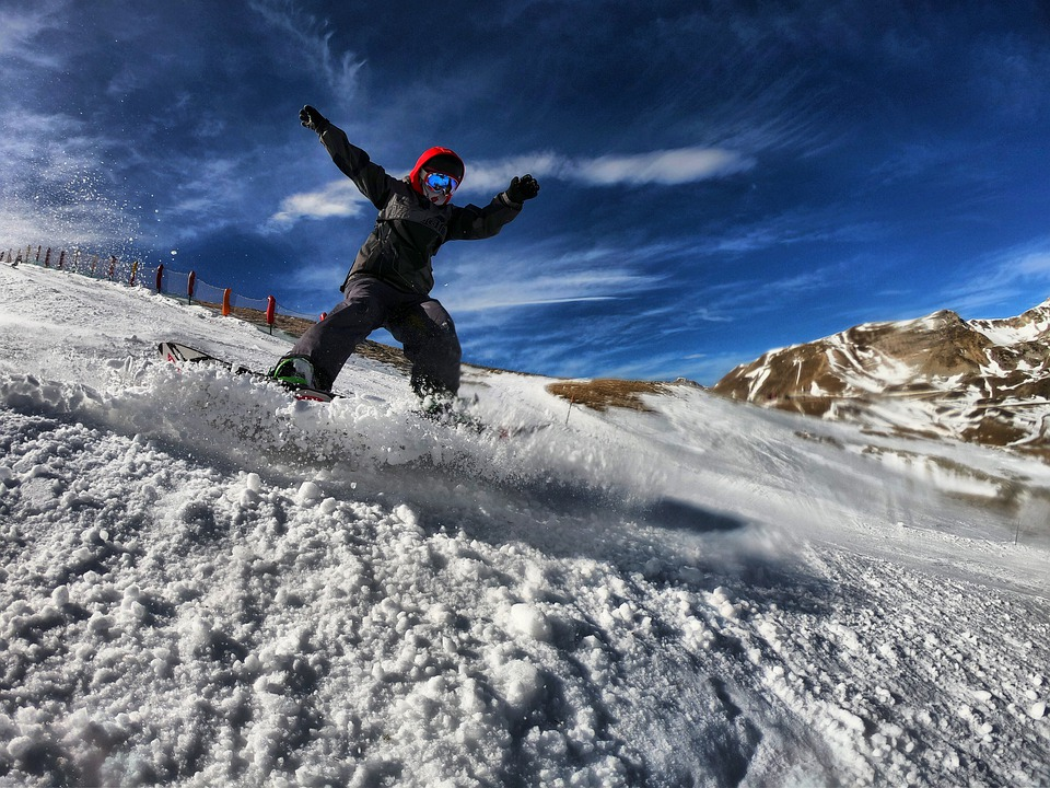 Snowboard, Snow, Winter, Sport, Mountains, Snowboarders