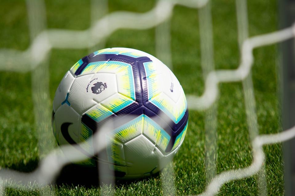 Footballs, Football, Premier League, Soccer, Sport