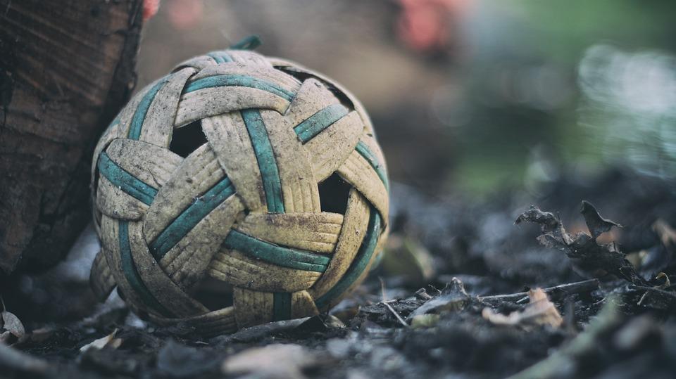 Ball, Sepak Takraw, Sport, Traditional, Kick, Game