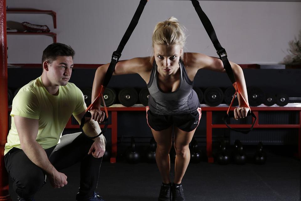Sport, Fitness, Training, Sporty, Movement, Gymnastics