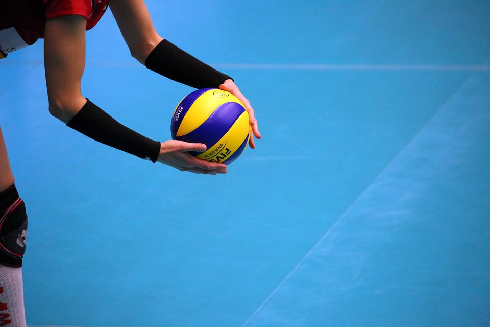 Volleyball, Sport, Premium, Player, Ball, Volley