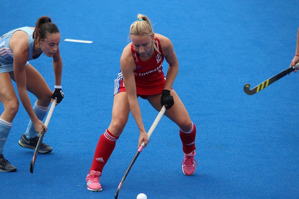Hockey, Field Hockey, Women, Sport, Competition, Female