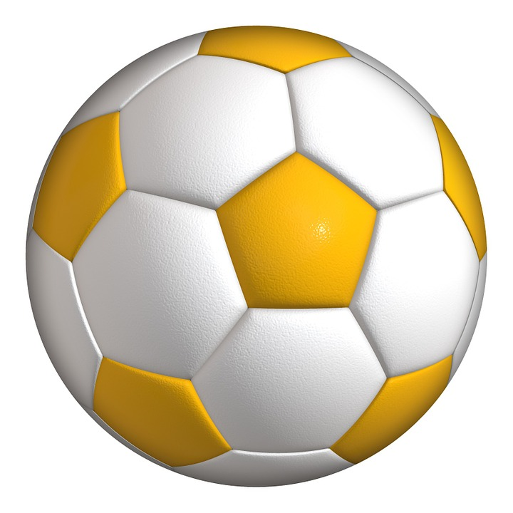 Ball, Football, Sport, Color, Yellow, Leather