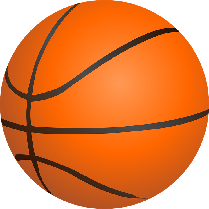 Basketball, Ball, Sports, Orange, Round