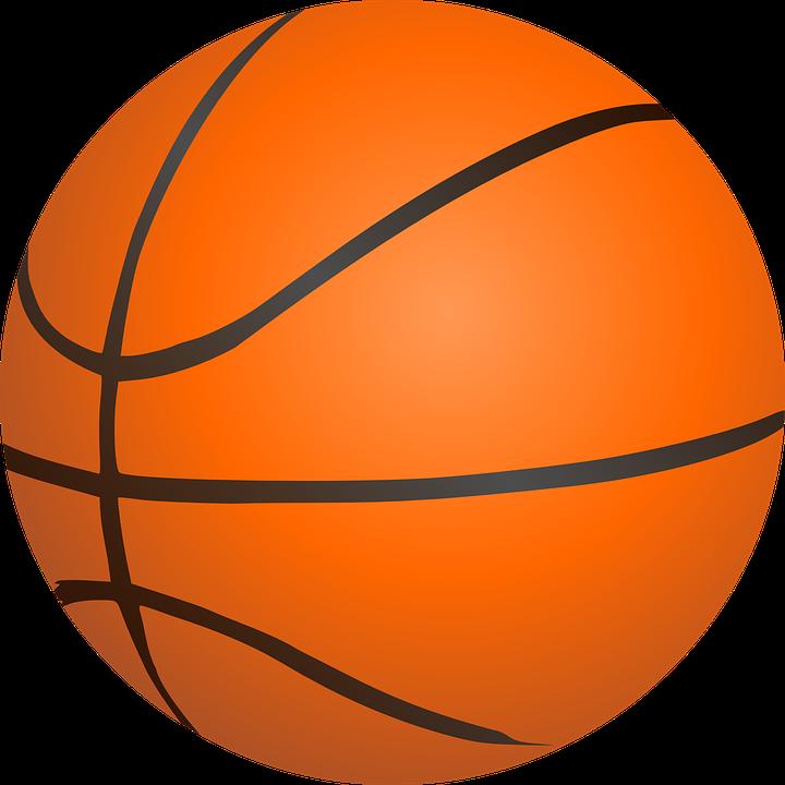 Basketball, Ball, Sports, Orange, Round