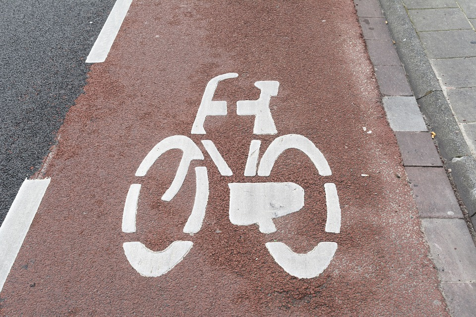 Bicycle, Cycling, Sports, Street Scene, Cyclist