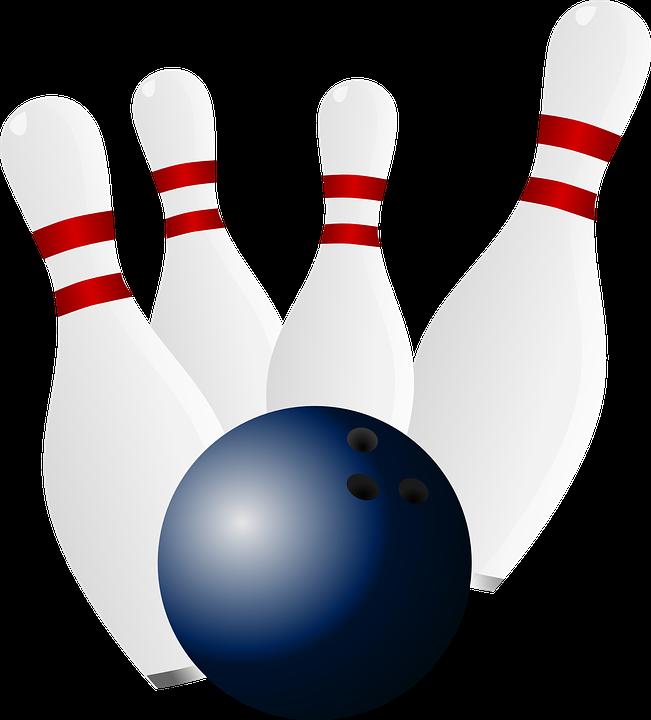 Bowling, Pins, Sports, Gaming, Bowl, Skittles Ball