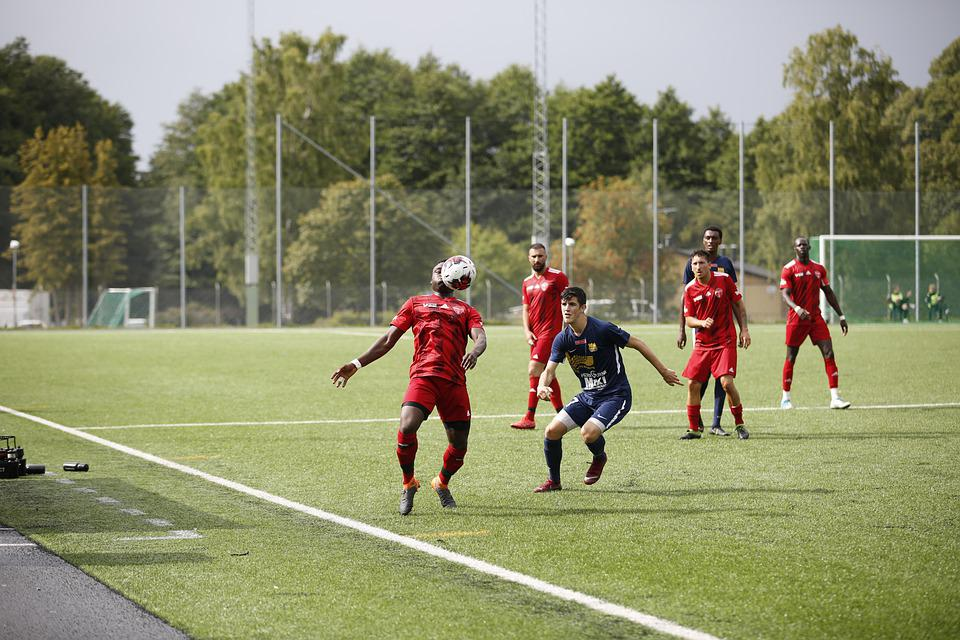 Soccer, Football, Sports, Players, Match