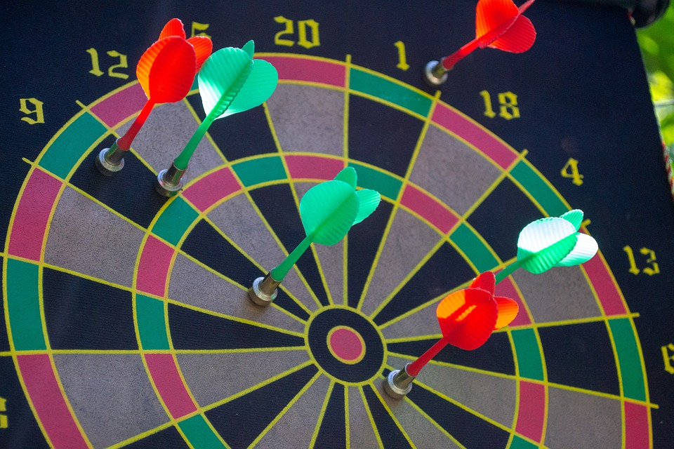 Darts, Magnetic, Sports, Nature, Dacha, Game, Target