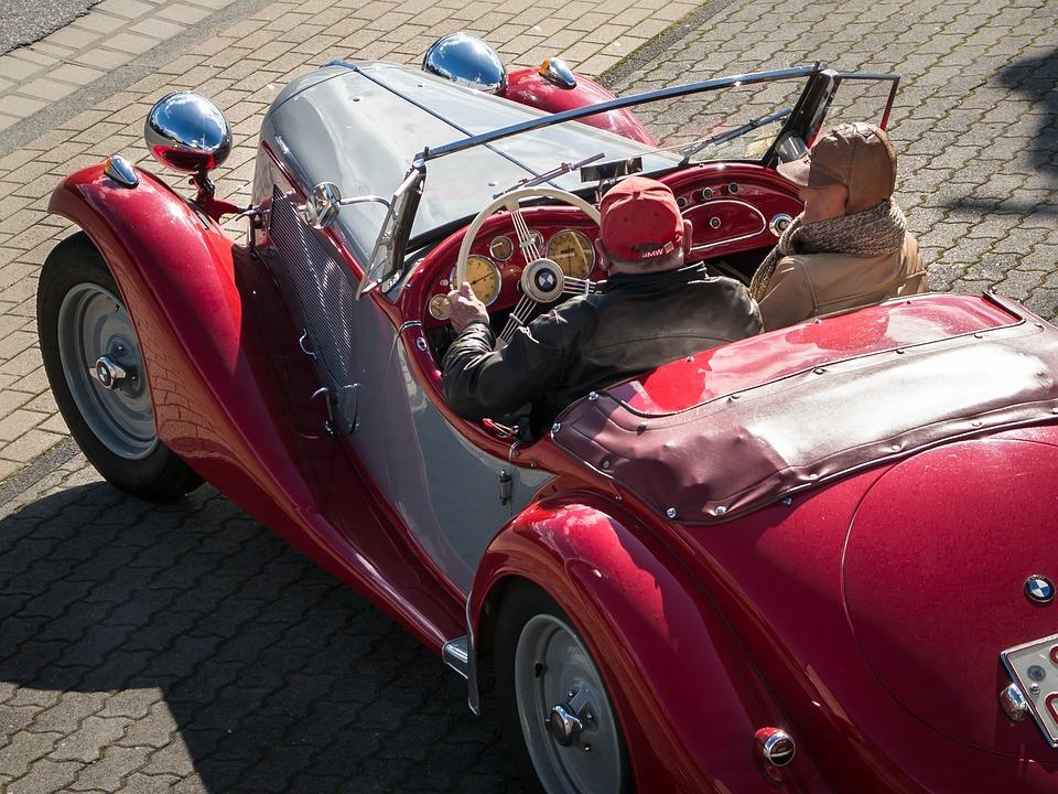 Oldtimer, Auto, Bmw, Classic, Automotive, Spotlight