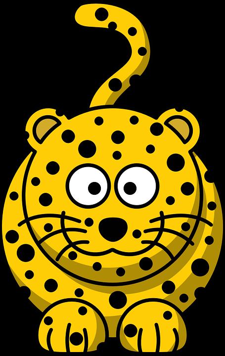 Leopard, Spots, Yellow, Wildlife, Safari, African, Cat