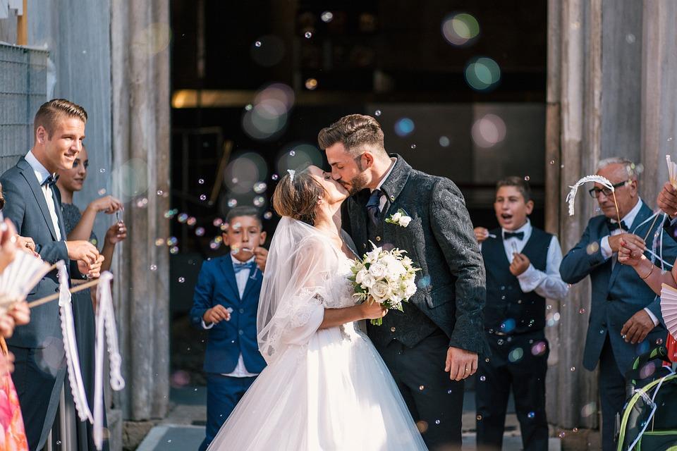 Marriage, Spouses, Love, Wedding, Couple