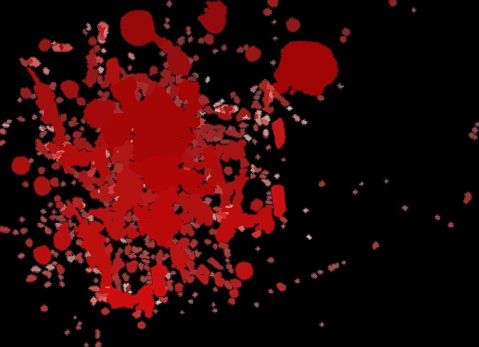 Ink, Red, Splatter, Abstract, Paint, Splash, Spray