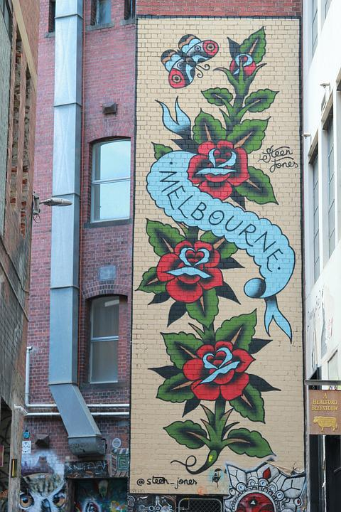 Graffiti, Street, Urban, Wall, Grunge, Spray, City