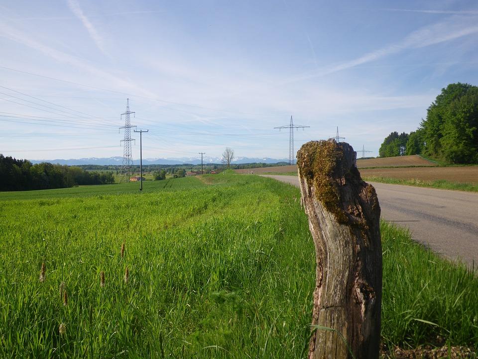 Spring Awakening, Nature, Road