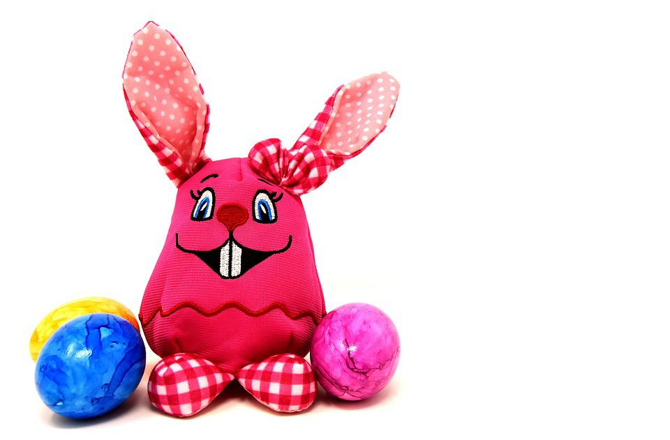 Easter, Easter Bunny, Colorful, Color, Hare, Spring