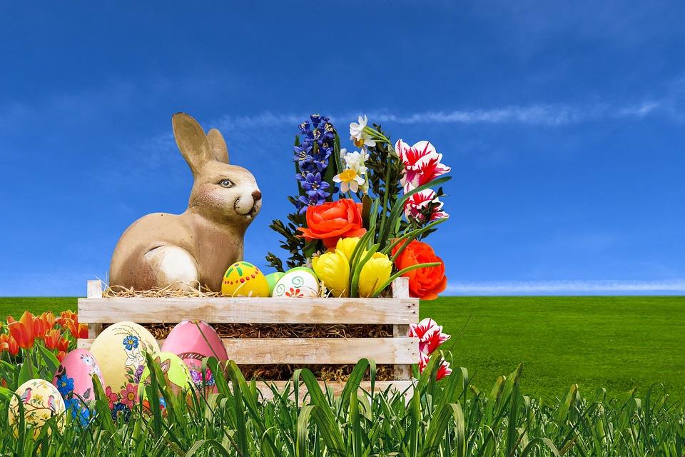 Emotions, Easter, Easter Bunny, Spring, Decoration