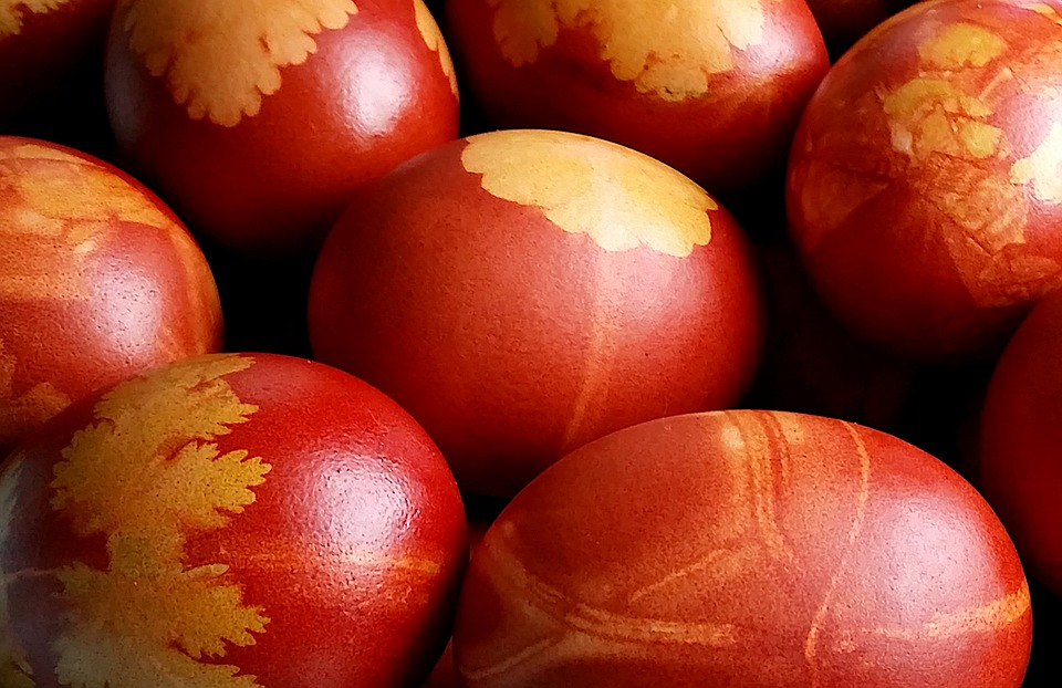 Egg, Easter, Easter Eggs, Colored, Spring, Colorful