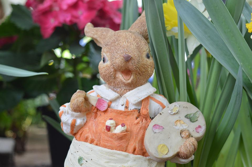 Bunny, Rabbit, Easter, Holiday, Cute, Animal, Spring