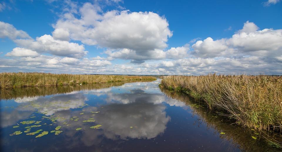 Spring Lake, Nature Conservation, World Heritage