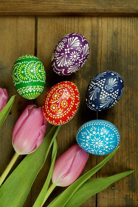 Sorbian Easter Eggs, Sorbian Easter Egg, Spring
