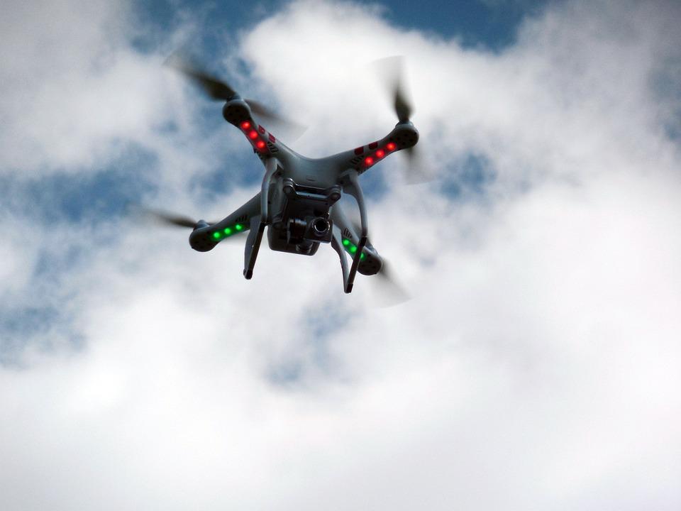 Espionage, Drone, Camera, Spy, Nsa, Quadrocopter, Model