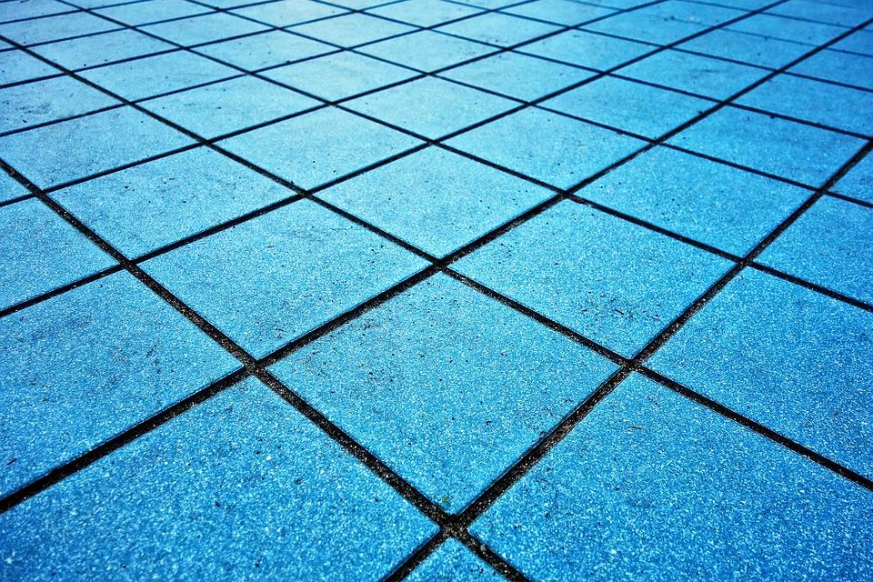 Tile, Ceramic, Square, Swimming Pool
