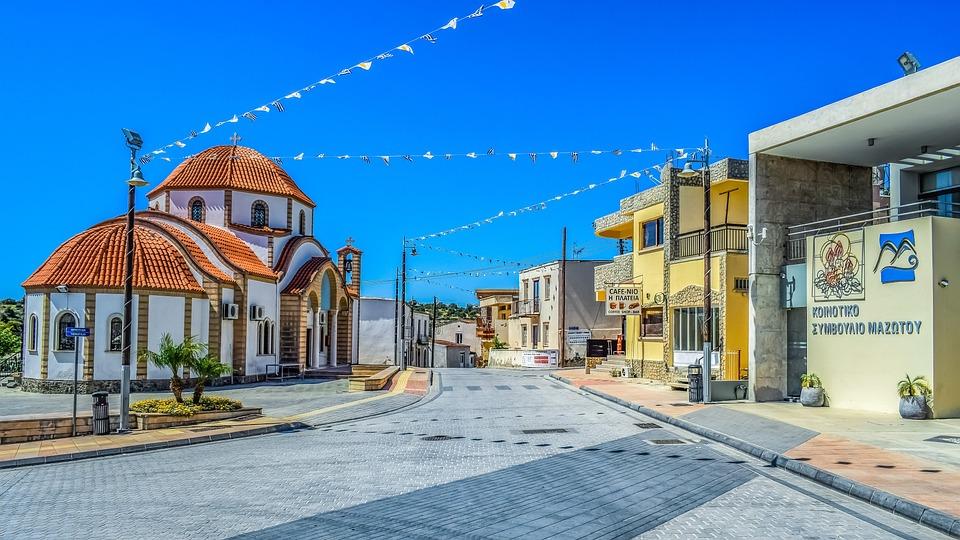 Architecture, Street, Square, Travel, Building, Church