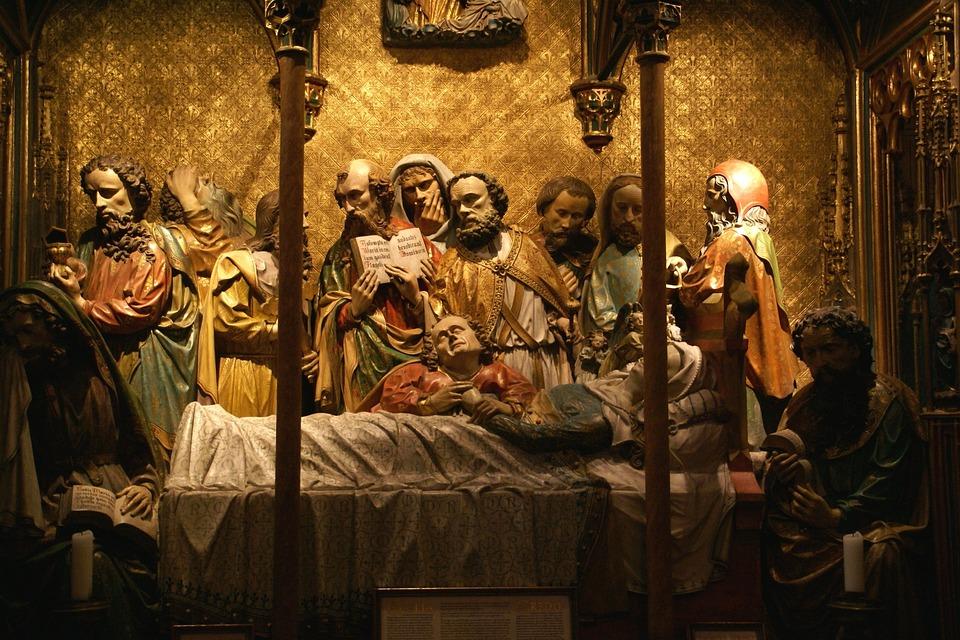 Kaiserdom, St Bartholomäus, Frankfurt, Germany
