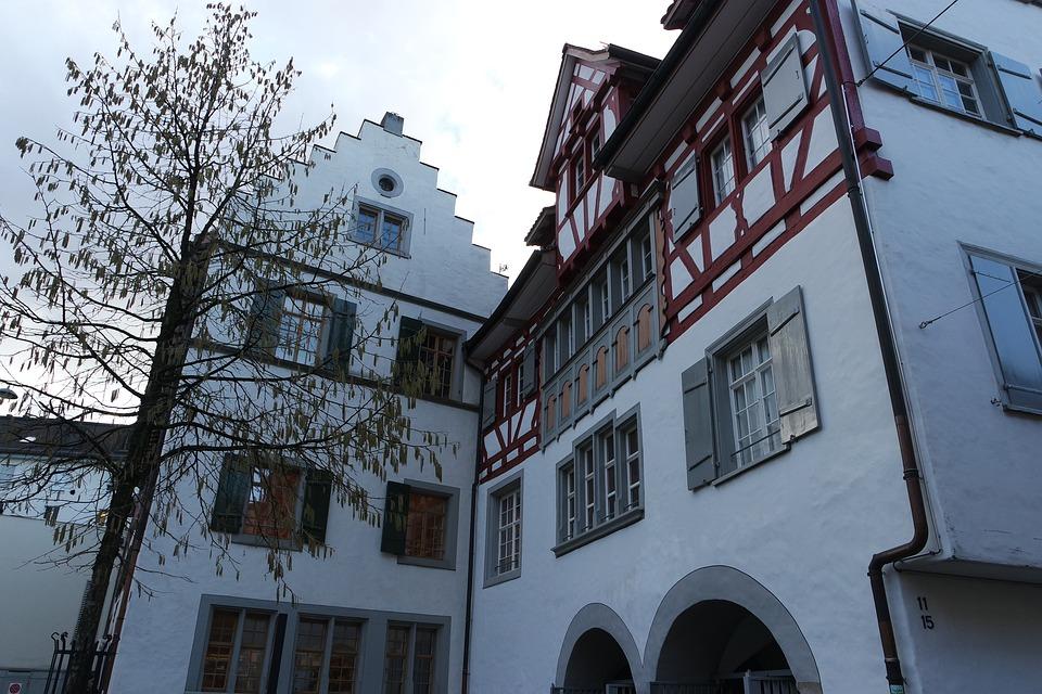 St Gallen, St Catherine's Monastery, Historic Center