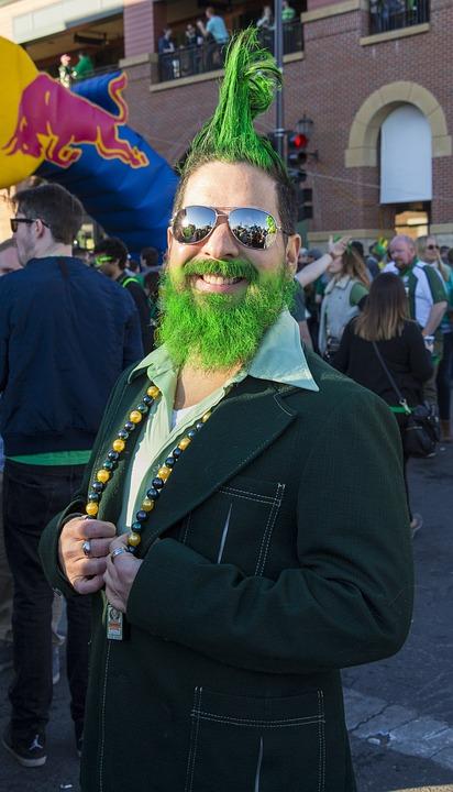 Irish, Leprechaun, St Patrick's Day