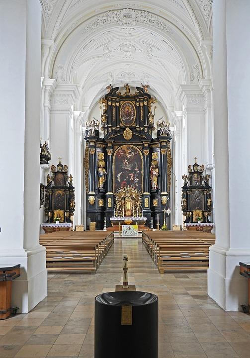Passau, St Paul, Historic Center, Parish Church