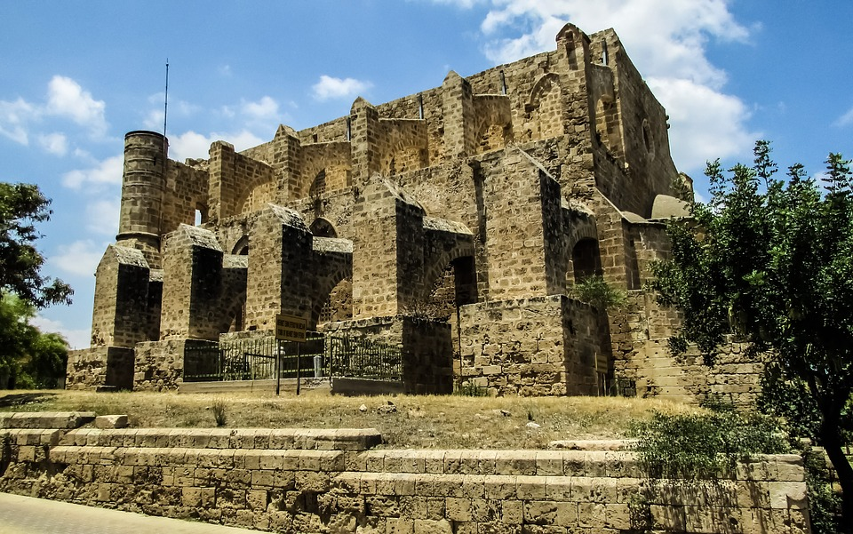 Cyprus, Famagusta, St Peter Paul, Church, Architecture