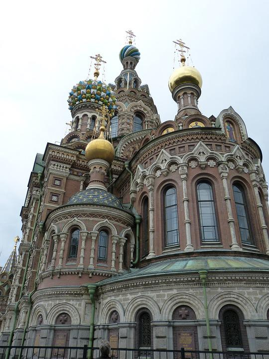 St Petersburg, Russia, Historically, Architecture