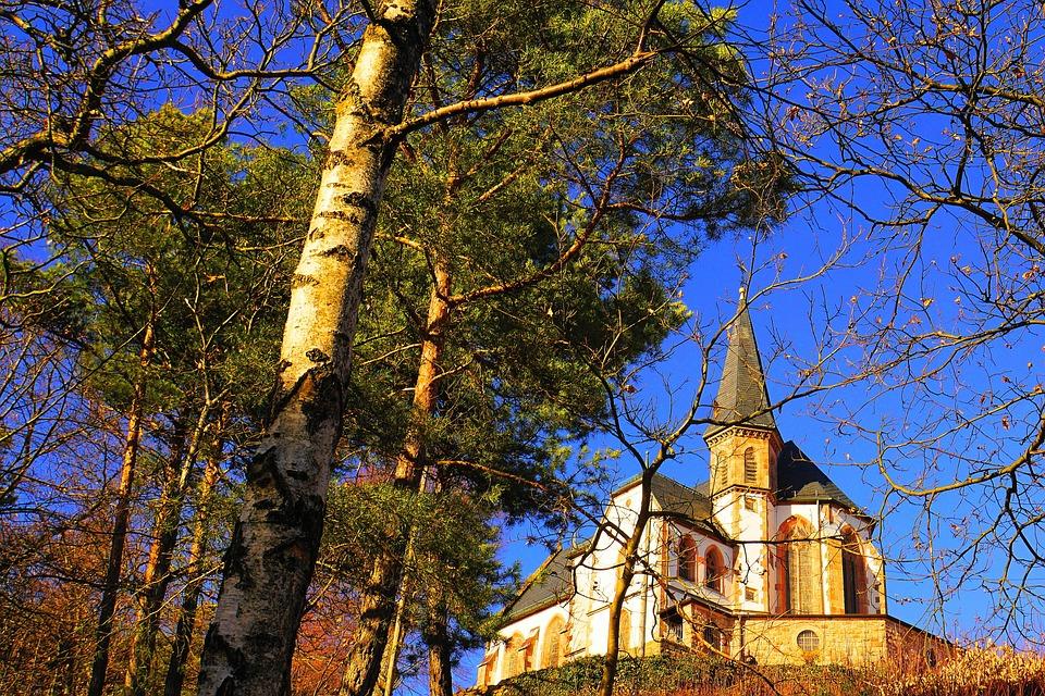 St, Anna-chapel, Pilgrimage Church, Roman Catholic